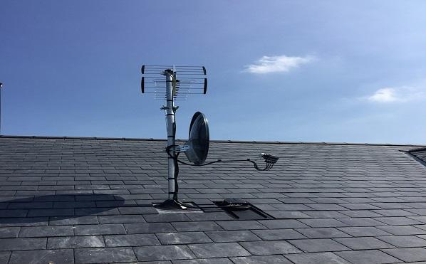 Aerials, CCTV & Access Control
