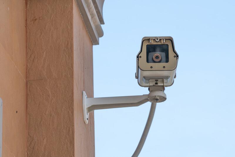 CCTV & Access Controls