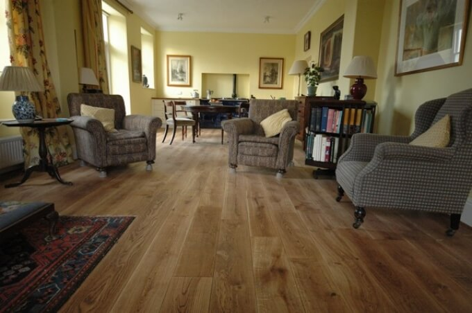 Stone and Timber Floor Case Study