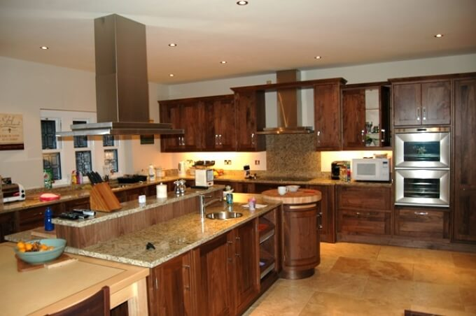 Granite / Slate Worksurfaces