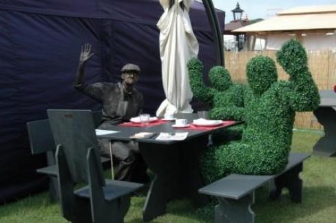 Slate Garden Furniture