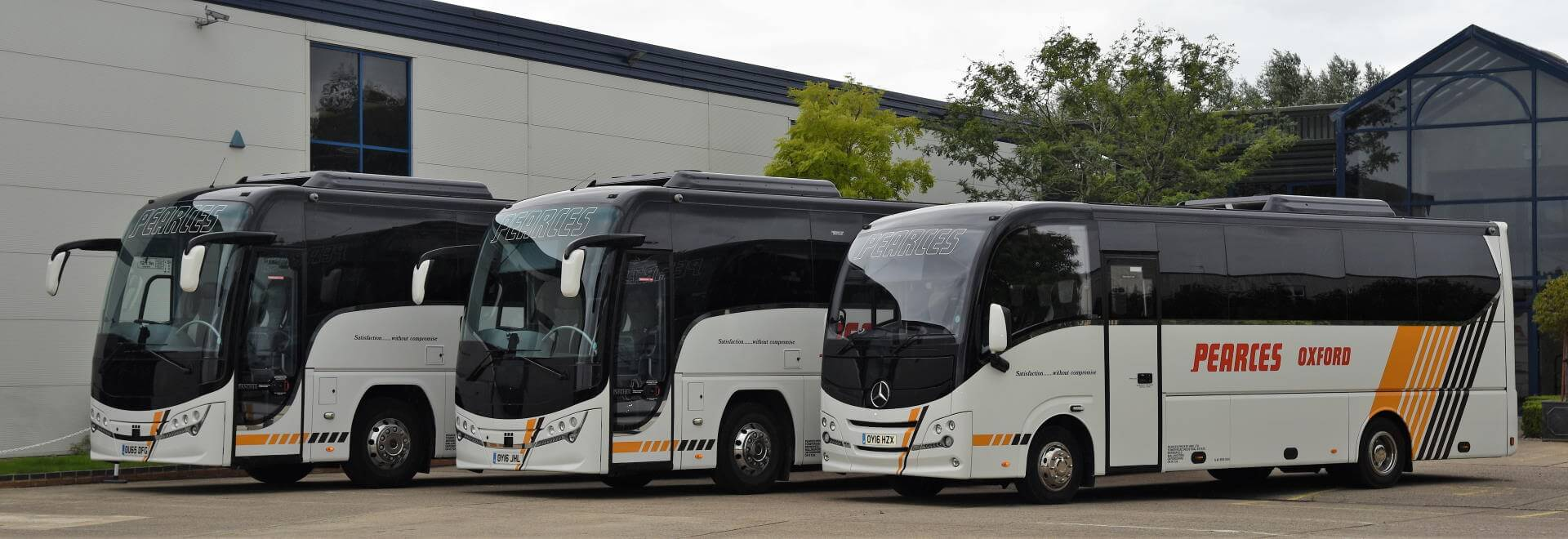 Coaches Available For Private Hire