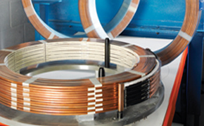 NEWS Vibratech replacement water cooled field coils supplied to major UK test house.