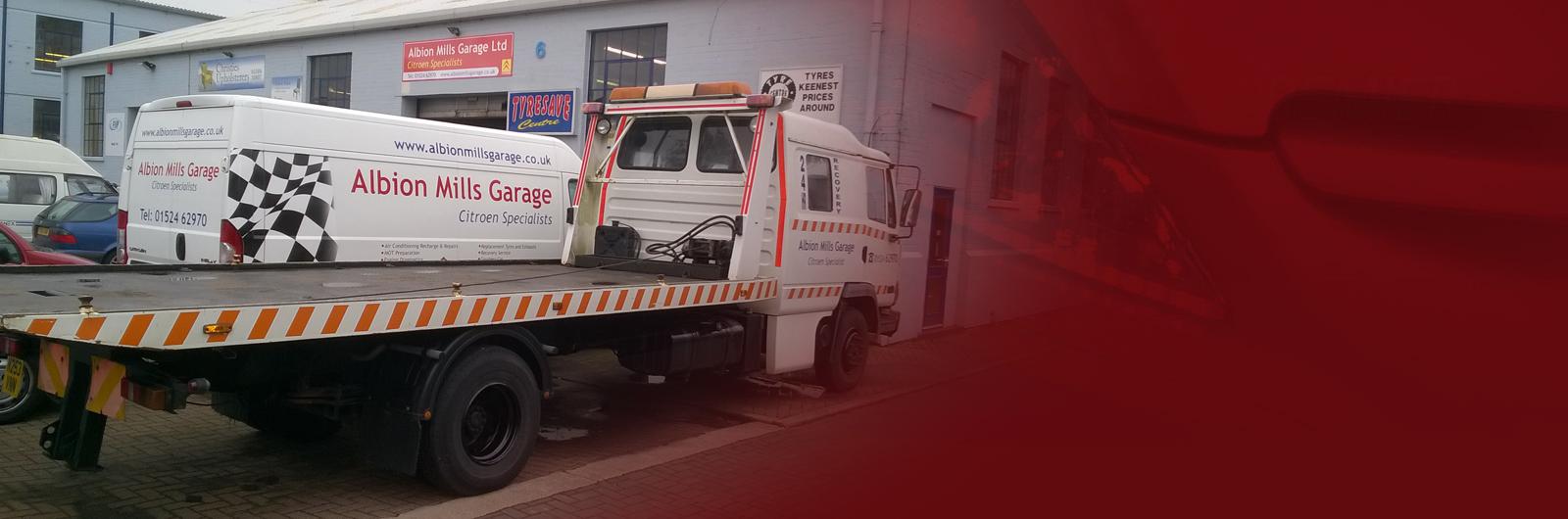 Servicing & Repairs in Lancaster