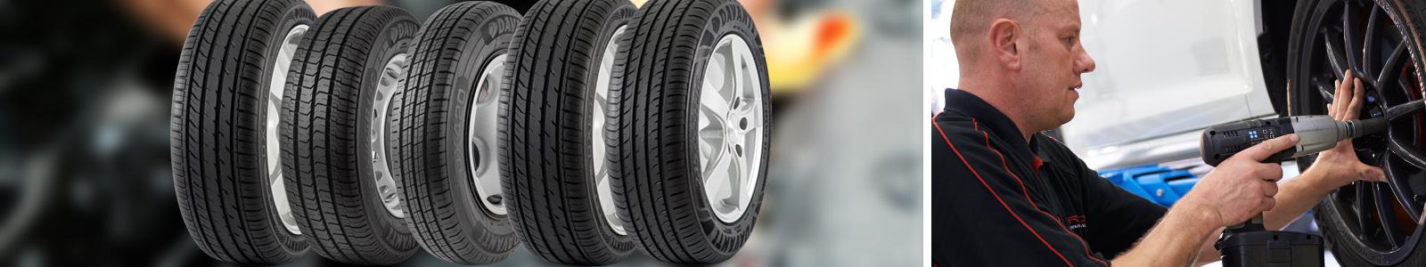 Davanti Tyre Specialist in Lancaster