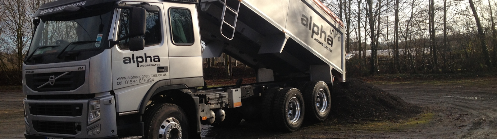 Aggregate suppliers of sand, gravel and decorative stone