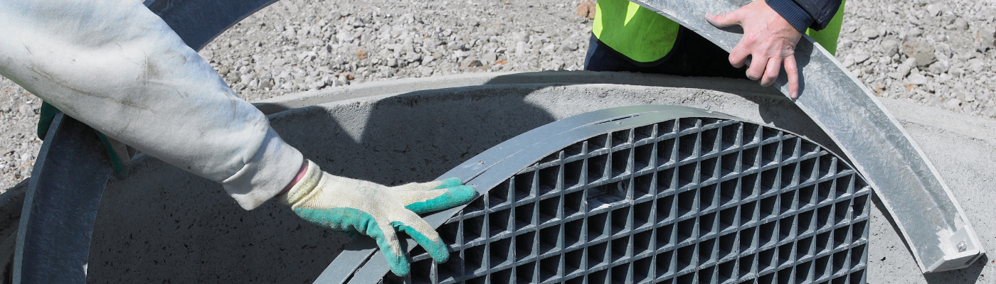 Alternative Manhole Platform System