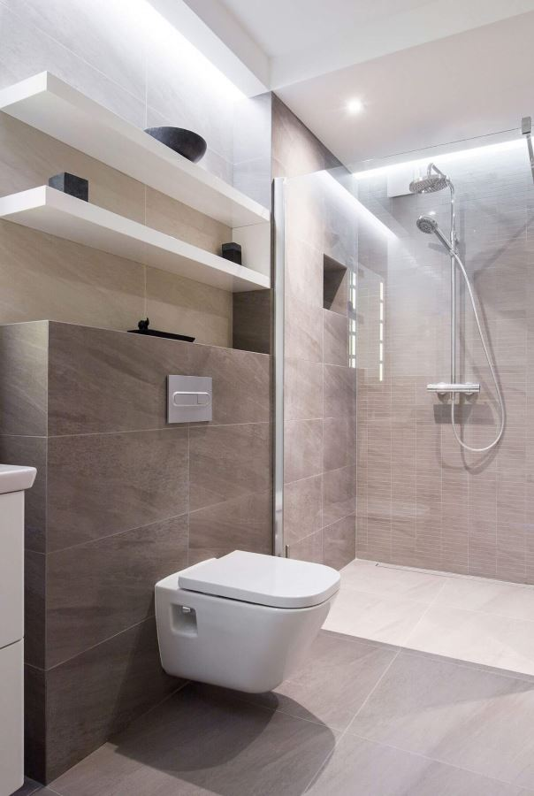 Complete Bathroom Installations