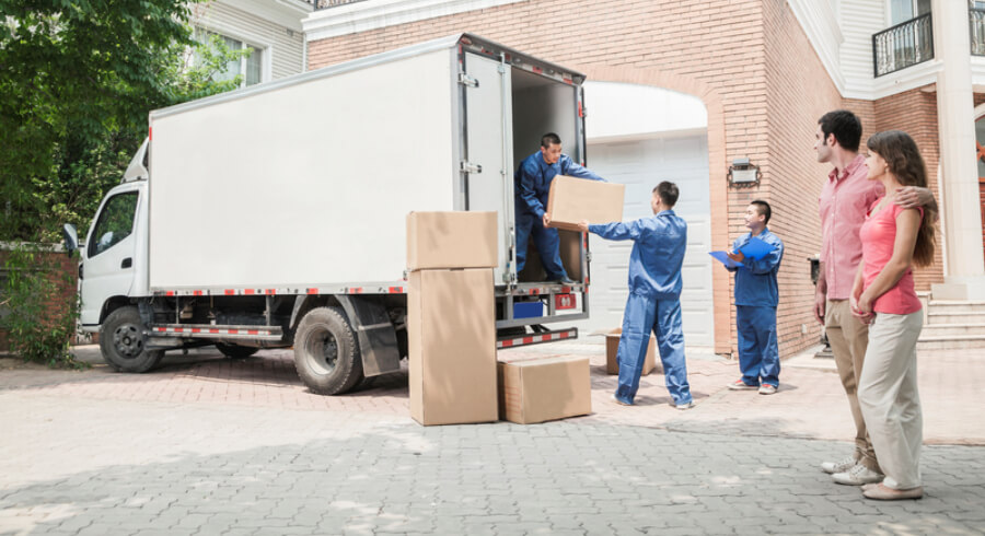Collection and Delivery Removal Services