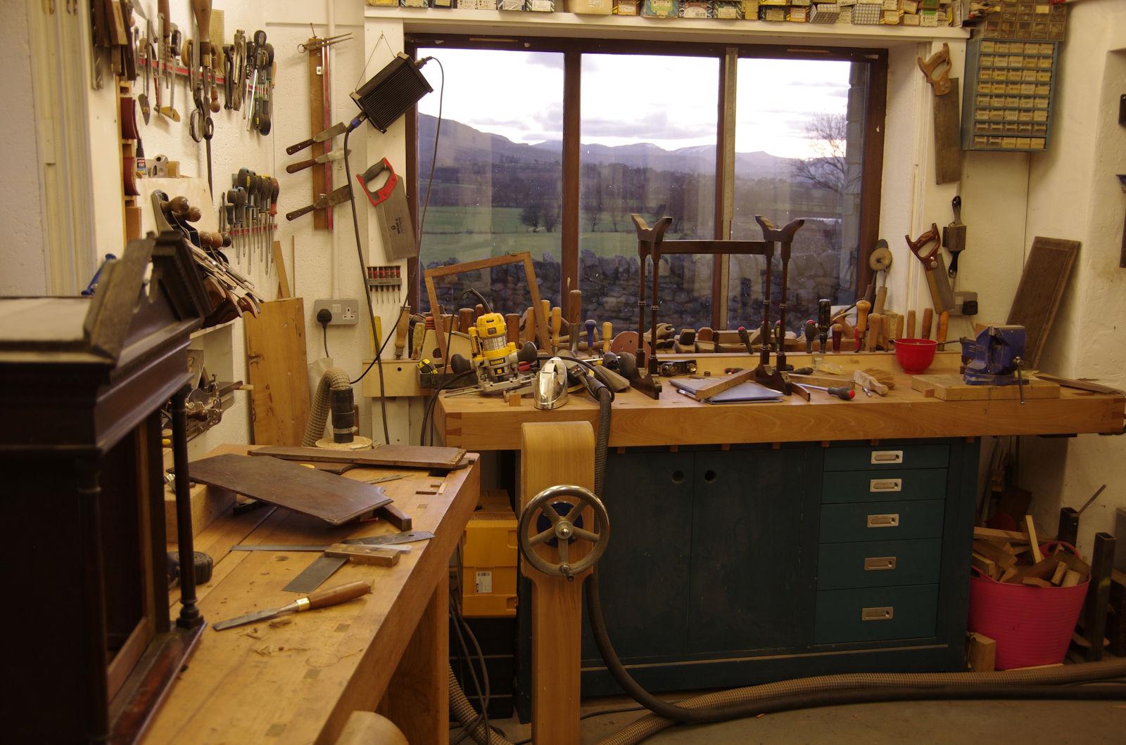 Cabinetmaker Workshop