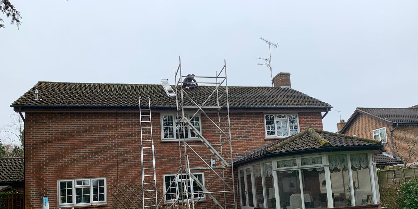 Roofing Services in Sunbury-on-Thames