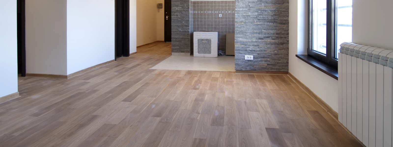 Wood and Vinyl Flooring