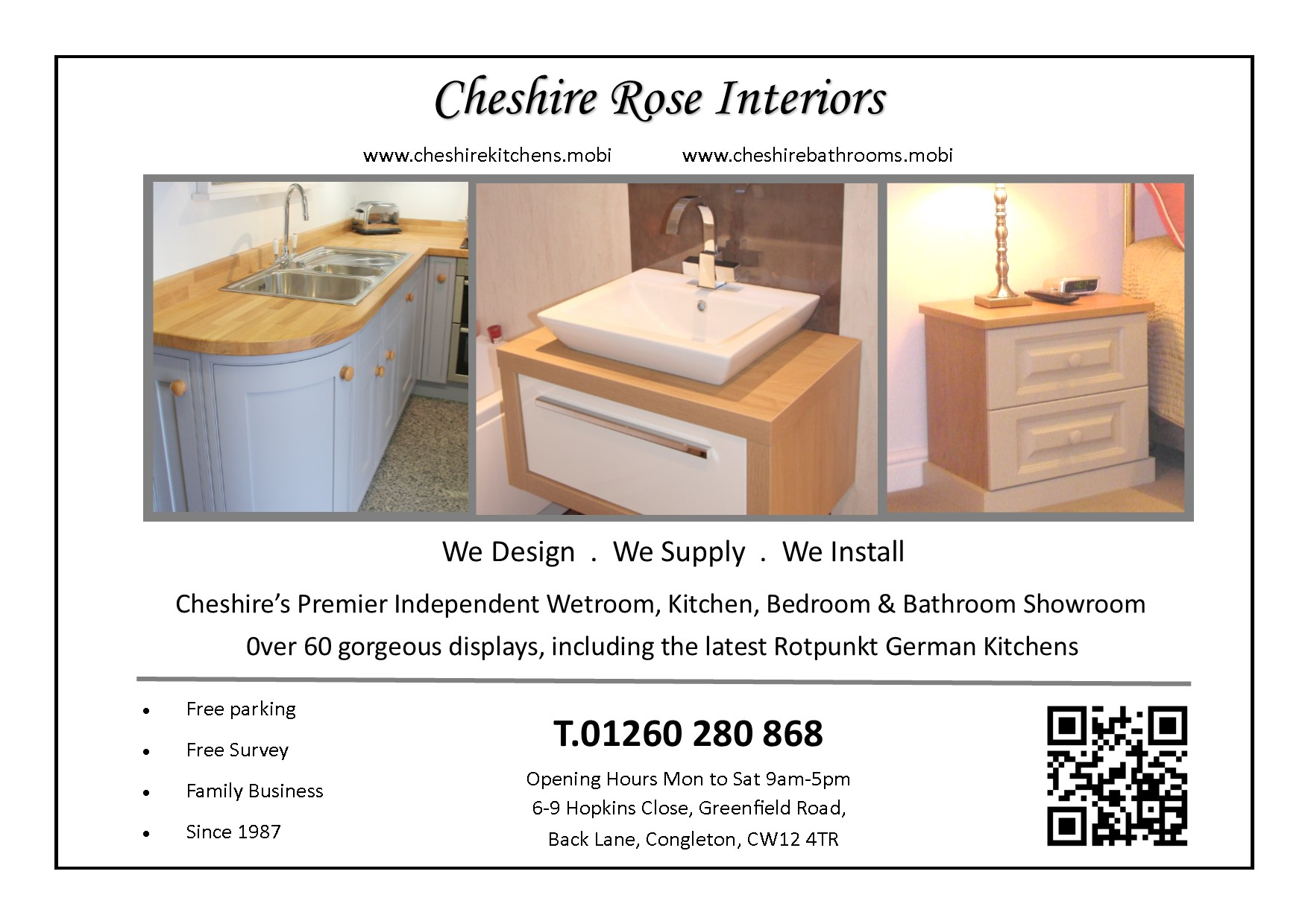 Cheshire Rose Kitchens