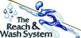The Reach & Wash System Logo