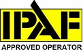 IPAF Approved Operator Logo
