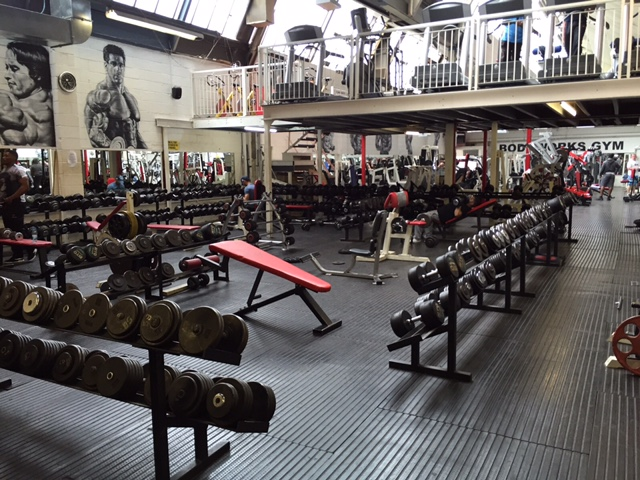 Gym Facilities and Equipment