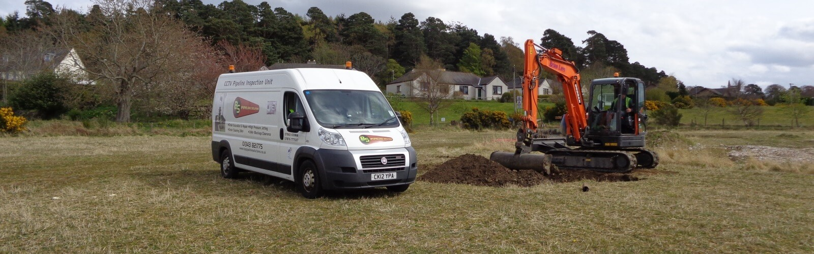 Drainage Services In Elgin