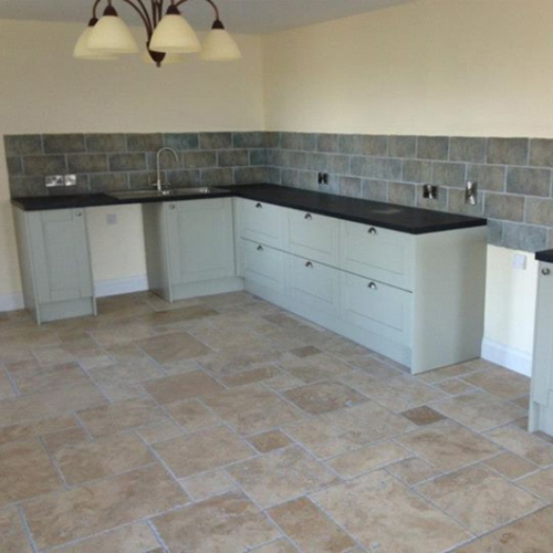 We provide a comprehensive kitchen and bathroom installation service from start to finish.