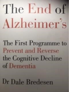 The End of Alzheimers Book Cover