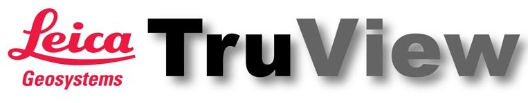 Leica geosystems TruView logo