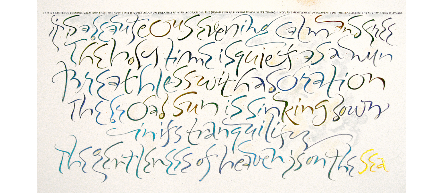Calligraphy Expression