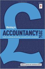 Working in Accountancy 2014 Guide Cover