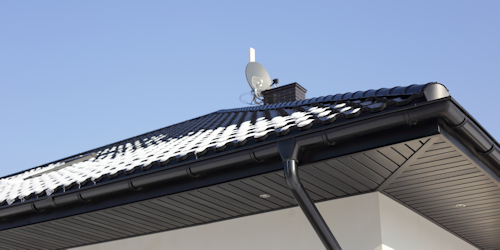 Roof Gutters