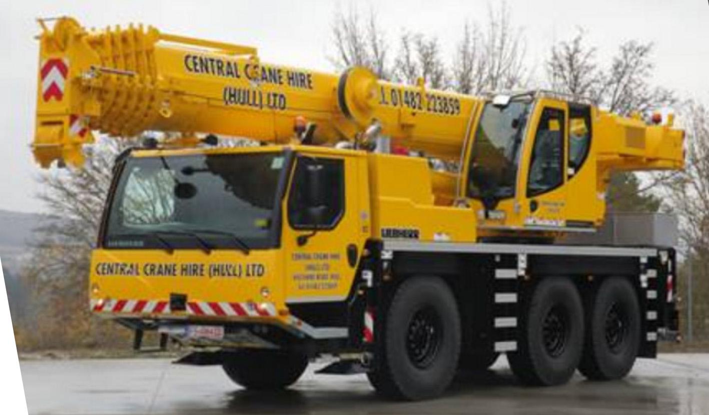 Central Crane Hire (Hull) Ltd | Crane & Forklift Hire