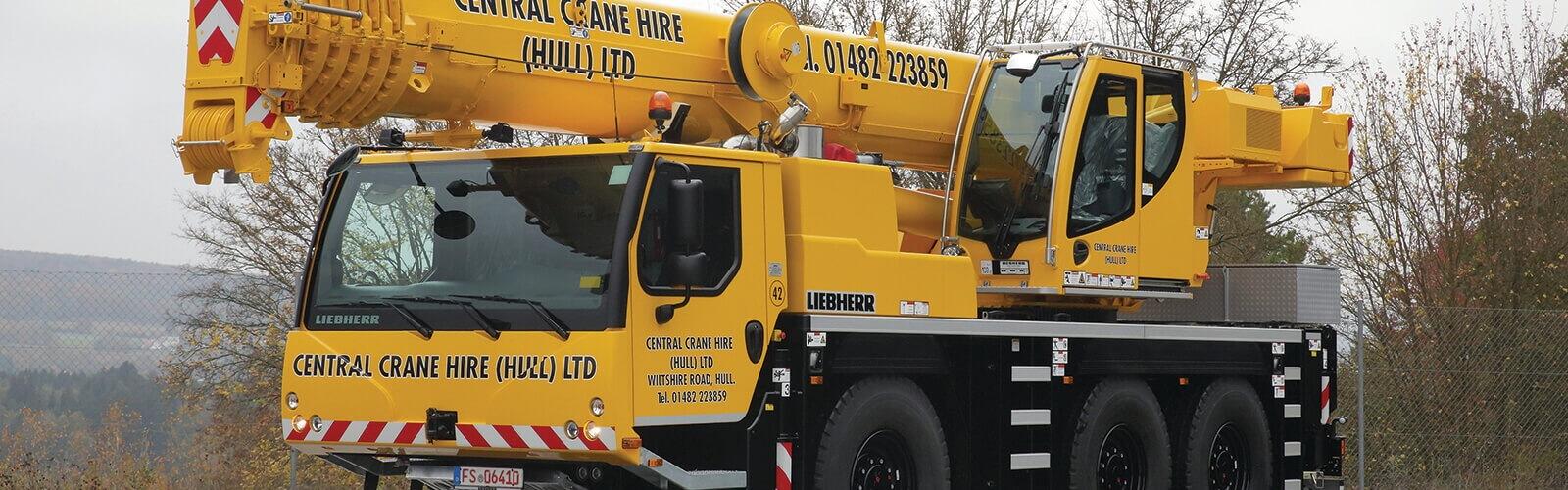 Central Crane Hire Ltd