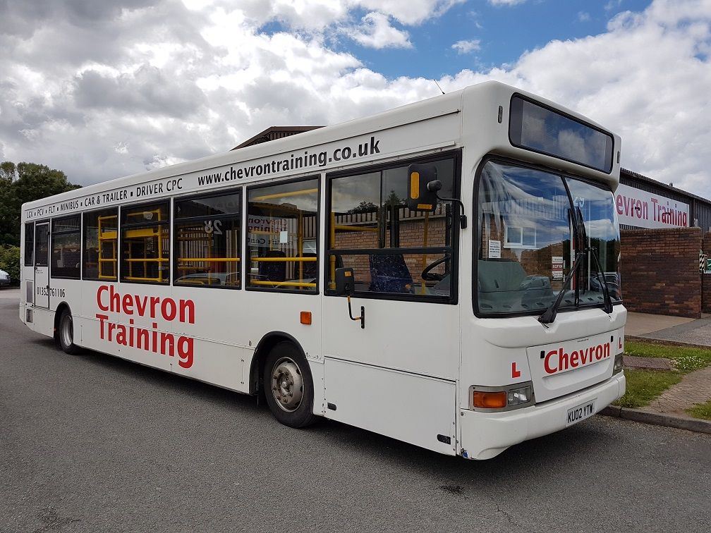 Chevron Training Bus