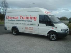 Chevron Training Van