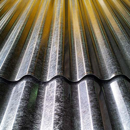 Wpływ promieniowania słońca na odkształcenia dachów z blach fałdowych