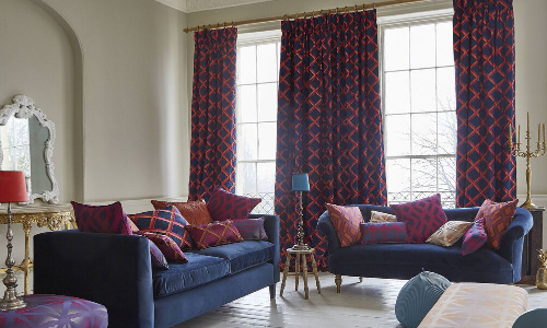 High Quality Curtains and Blinds Nottinghamshire
