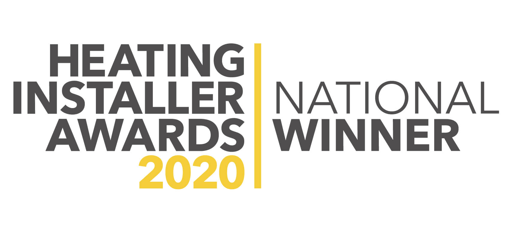 National Heating Installer Awards 2020 WINNERS