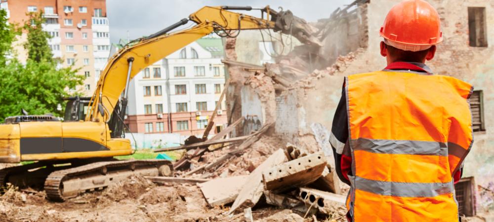 Professional Demolition
