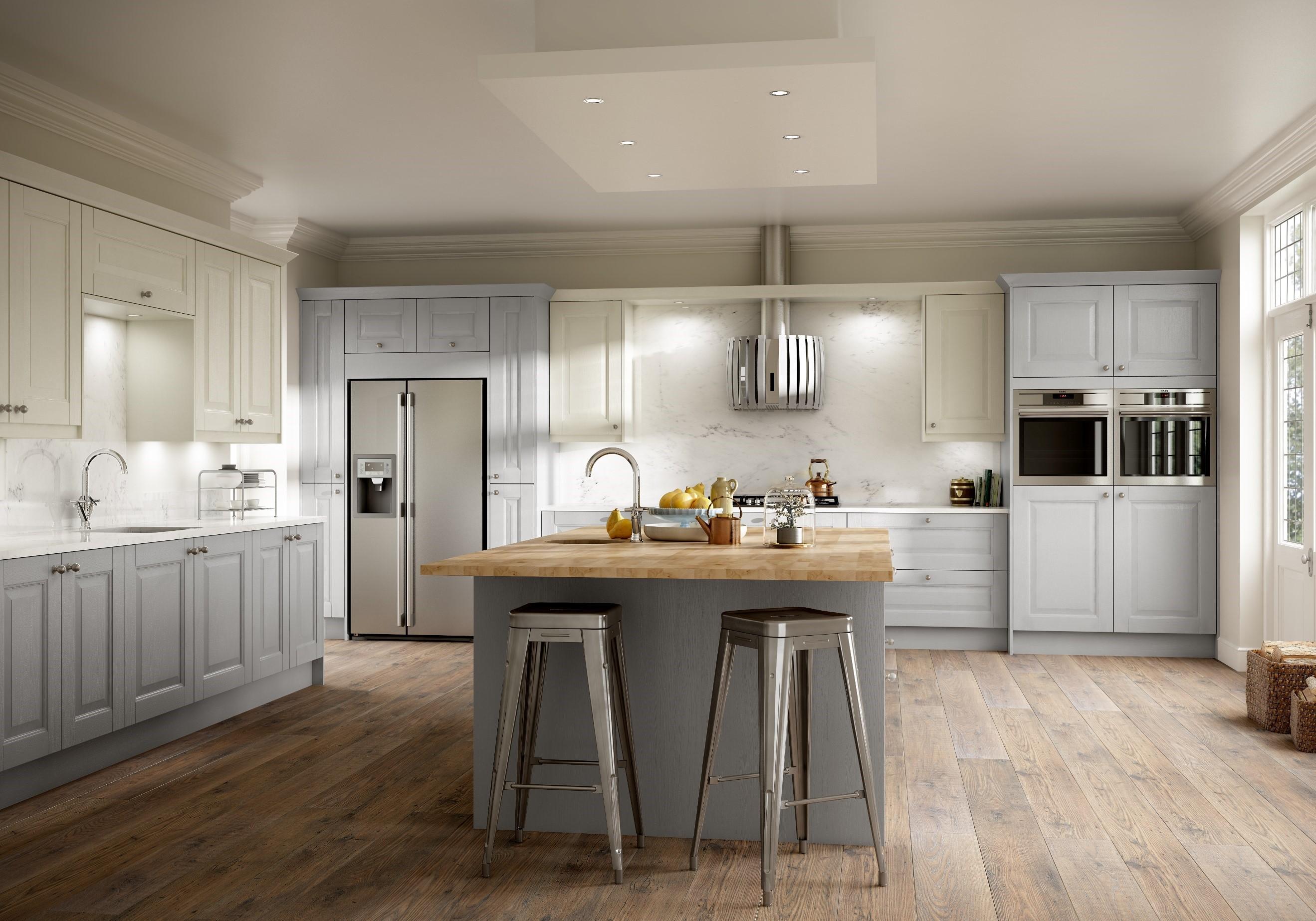 Cheap Kitchens - Design Lines Cromer