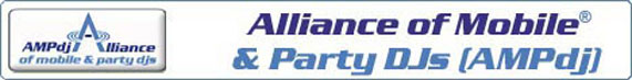 Alliance of Mobile & party DJ's Accreditation