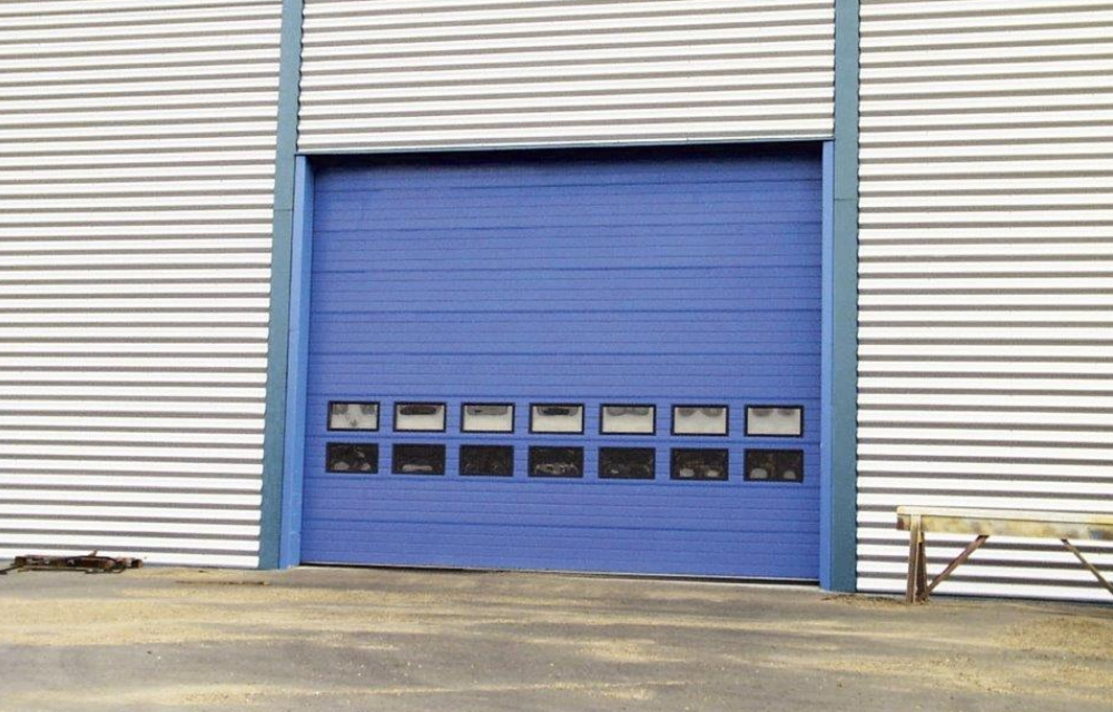 Industrial Doors Available