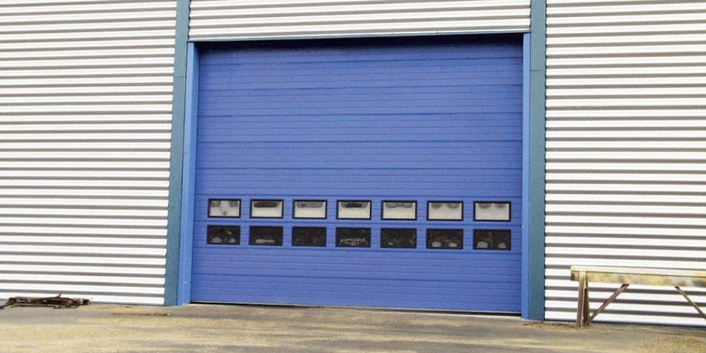 Industrial Door Installation