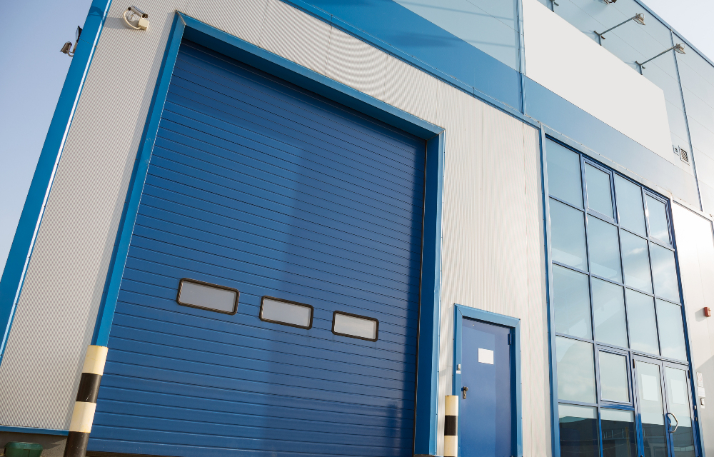 Choose Crewe Industrial Doors