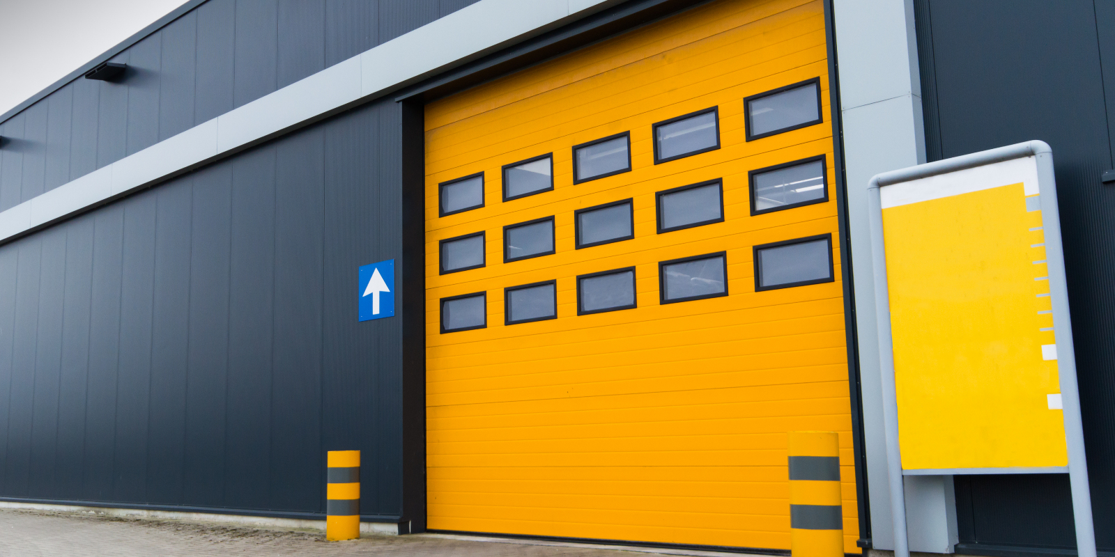 Industrial Doors In Crewe