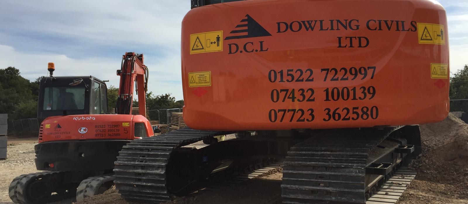 Civil Engineers Lincolnshire - Dowling Civil Engineering Ltd