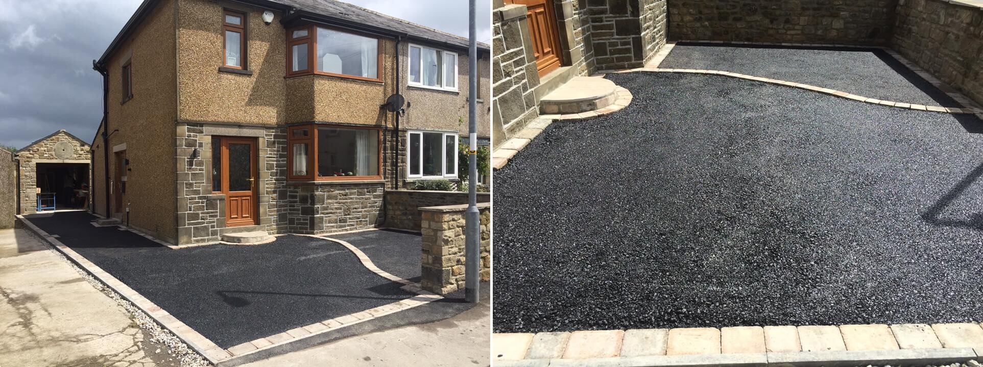 Driveways, Private Roads & Car Parks