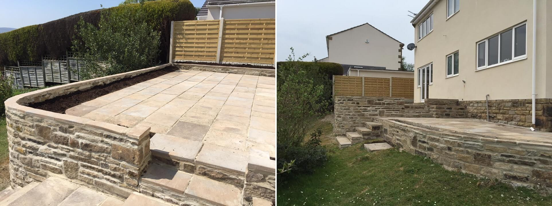Paving, Patios & Decking
