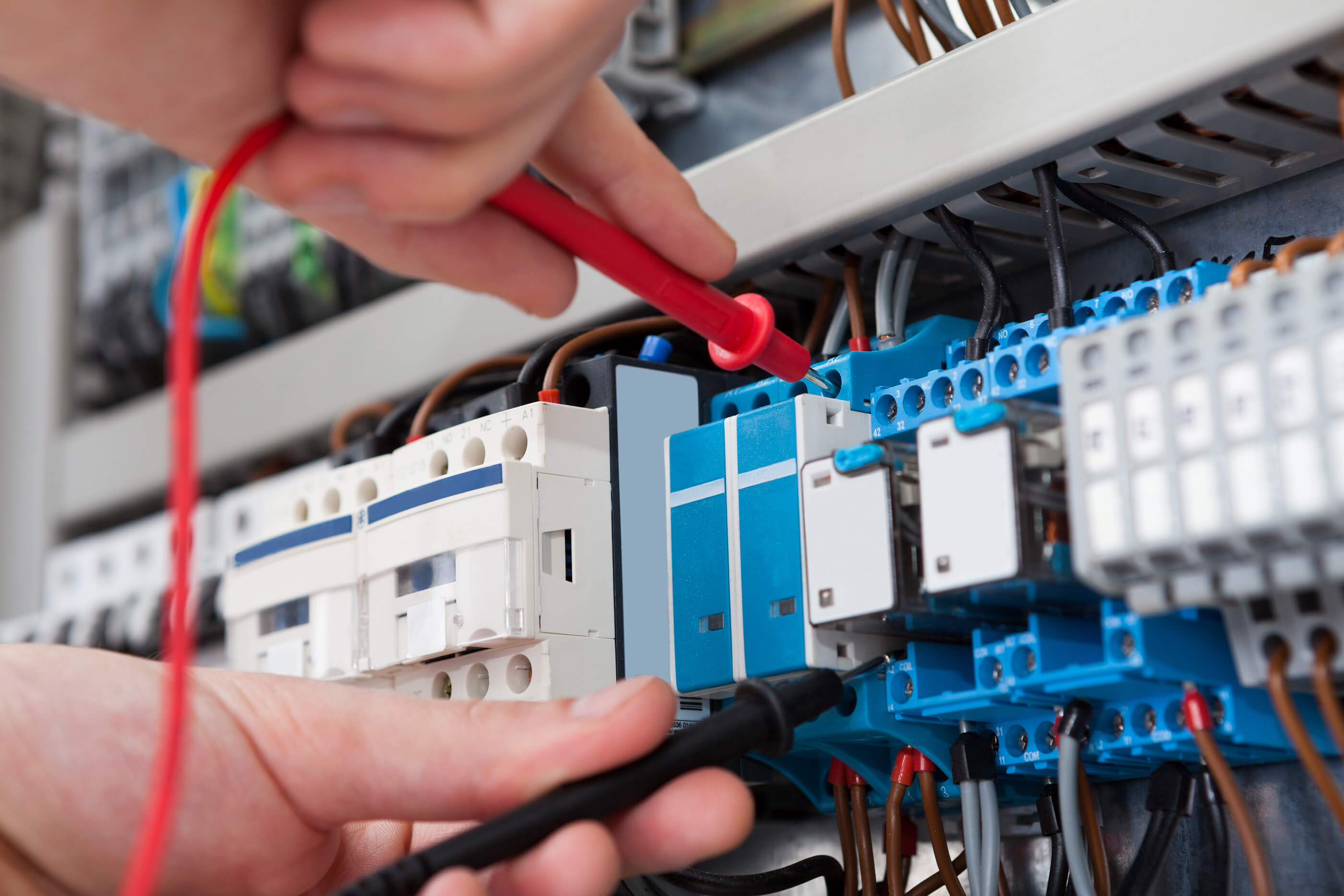 Electrician in Woking - BrightLights Solutions Surrey