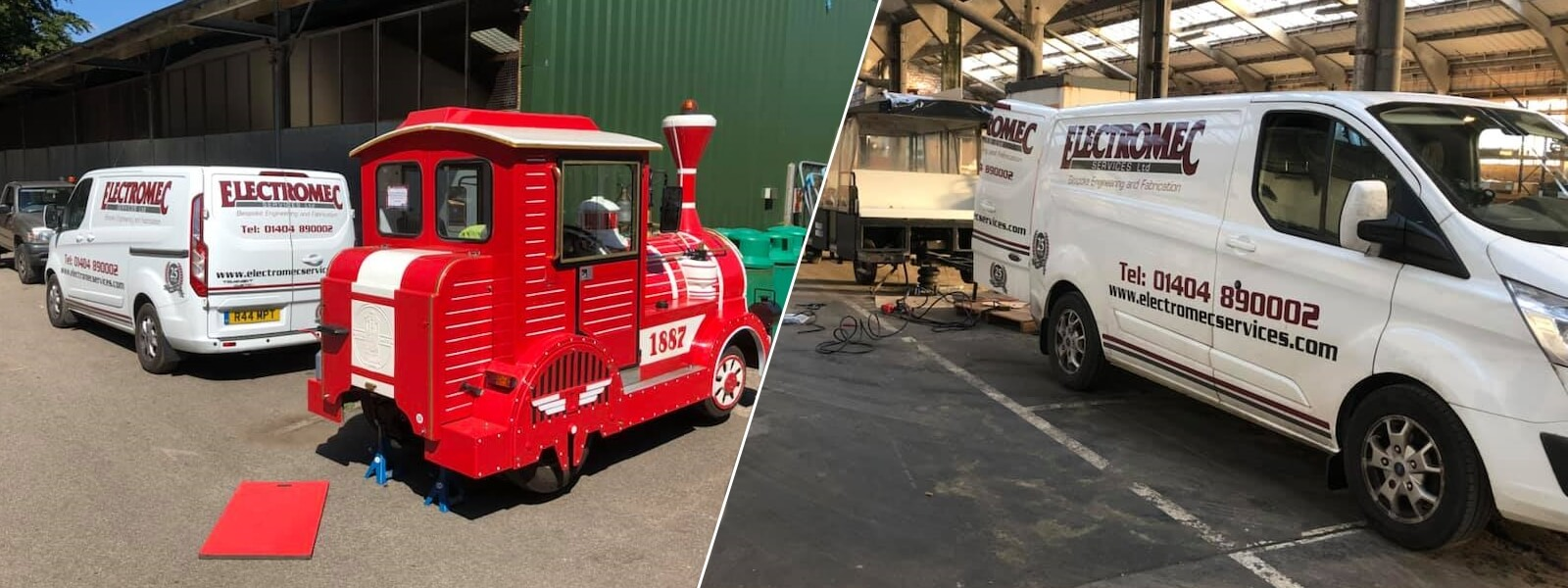 Land Trains for Sale
