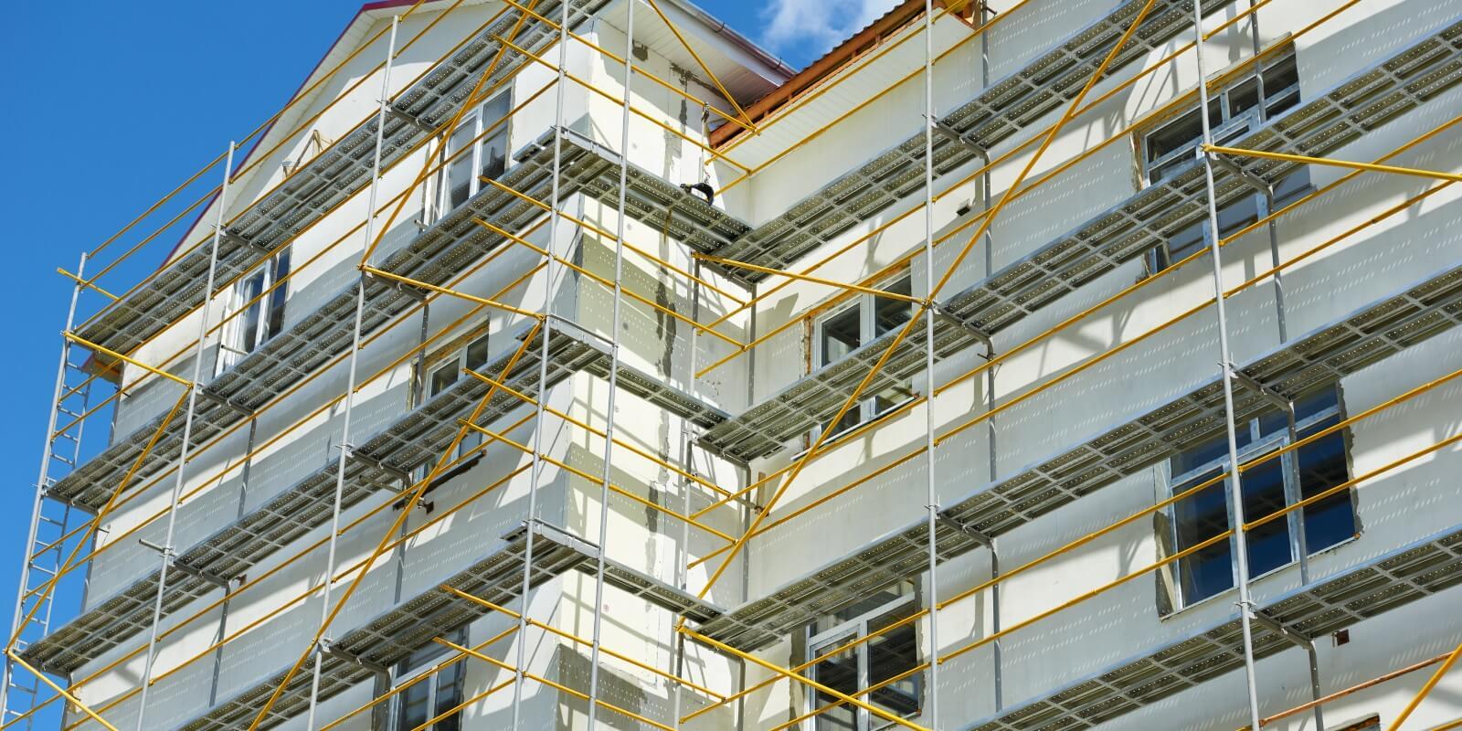 External and Internal Scaffolding Supplies West Midlands