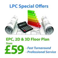 EPC 2D & 3D Floor Plans