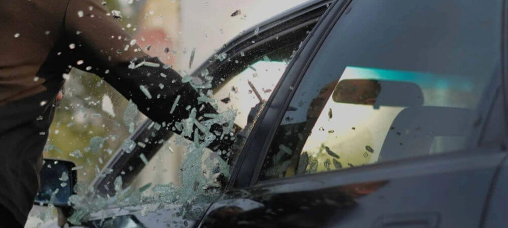 Body Glass Door Glass Emergency Break Ins