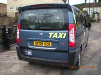 Airport transfers taxi